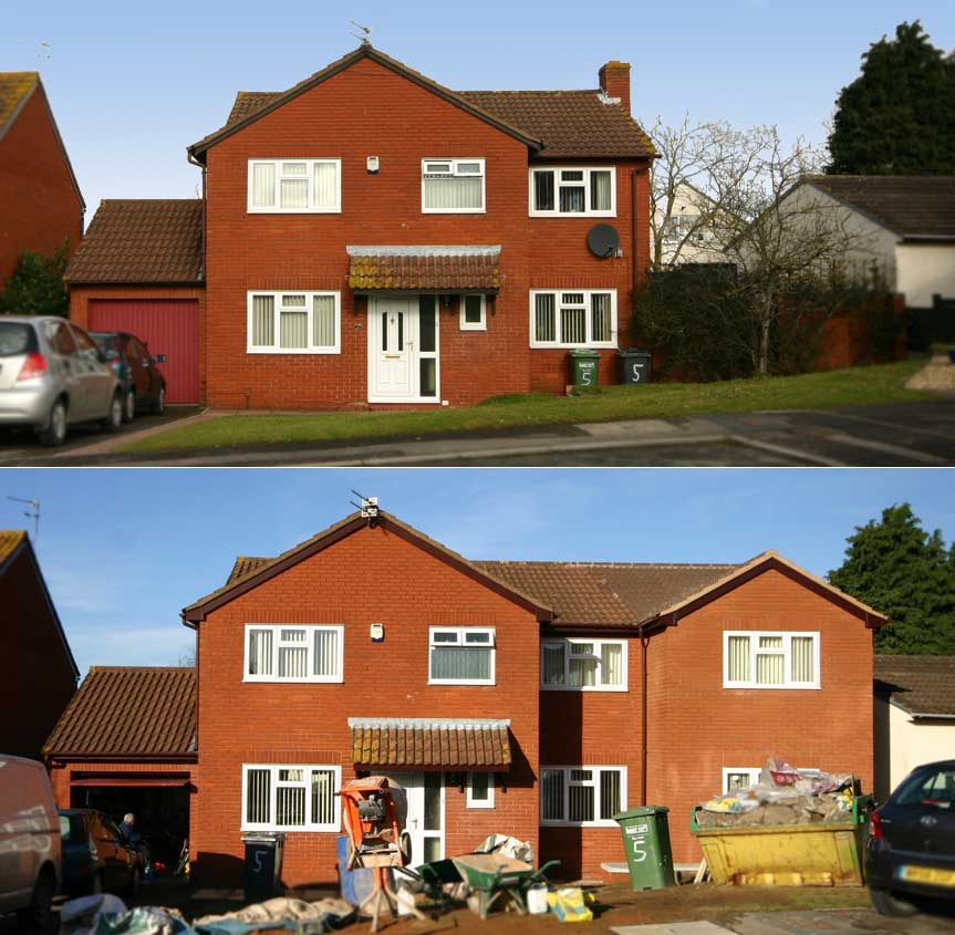 Extension Design Architect Bristol , Two Storey Extension Bristol , Double  Storey Extension Bristol , Affordable Building Plans, Home Designs, ...